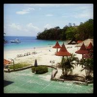 Снимок сделан в Hotel Punta Galeon Resort пользователем Javier J. 4/30/2012
