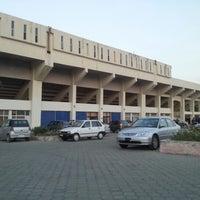Photo taken at Pakistan Sports Complex by Qasim M. on 6/19/2012