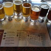 Photo taken at Gordon Biersch Brewery by Predrag on 6/15/2012