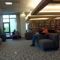 Photo taken at Edmonds Library by Larry C. on 4/24/2012