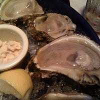 Photo taken at Babin's Seafood House by Kenn S. on 8/12/2012