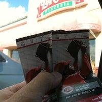 Photo taken at LaRosa's Pizzeria Batesville by Chris B. on 7/28/2012