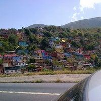Photo taken at Sendero El Limon by Fabricio M. on 7/14/2012
