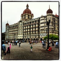 Photo taken at Taj Mahal Palace & Tower by Abdulla M. on 4/19/2012