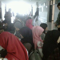 Photo taken at IKIP PGRI Semarang by Christi K. on 9/10/2012