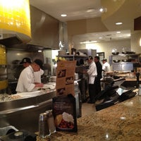 Photo taken at California Pizza Kitchen by Brian C. on 5/18/2012