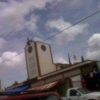 Photo taken at Mercado Juarez by Fran *. on 9/12/2012