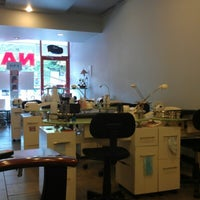 Photo taken at Sassy Nails by Victoria C. on 7/30/2012