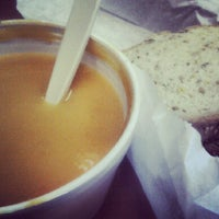 Photo taken at Soup in the City by Dimitri K. on 6/4/2012