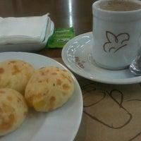 Photo taken at Palato Café by Ronald R. on 6/28/2012