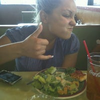 Photo taken at Souper Salad by Ray P. on 4/25/2012