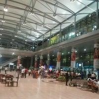 Photo taken at Rajiv Gandhi International Airport (HYD) by Mani K. on 6/16/2012
