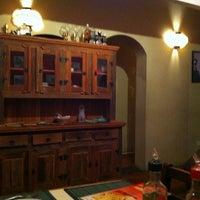 Photo taken at Delluccio Pizza Bar by Max K. on 2/25/2012