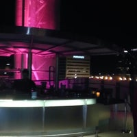 Photo taken at ONE80 Skytop Lounge by Kat G. on 9/4/2012