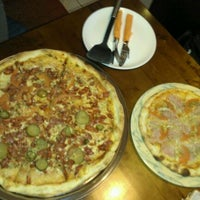 Photo taken at Opera Pizza by Andrus K. on 3/11/2012