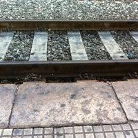 Photo taken at Stazione FS Bagheria by lui C. on 7/4/2012