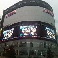 8/11/2012にJina P.がヤマダ電機 LABI新宿東口館で撮った写真