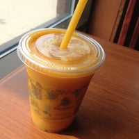 Photo taken at Caribou Coffee by javiera a. on 7/15/2012
