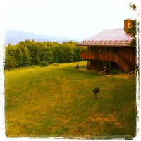 Photo taken at Trapp Family Lodge by Beth D. on 7/28/2012