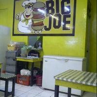 Photo taken at Big Joe Burger by ika l. on 3/3/2012