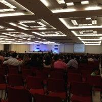 Photo taken at Centro de Convenções de Natal by Pr Orlando J. on 2/16/2012