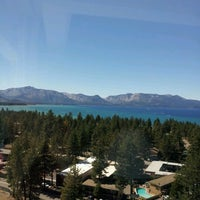 Photo taken at Harveys Lake Tahoe Resort & Casino by Rich C. on 9/1/2012