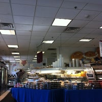 Photo taken at Livingston Bagel by Patrick B. on 4/16/2012