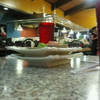 Photo taken at Sushi Ya by Kristie B. on 9/8/2012