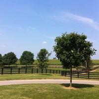 Photo taken at Mill Ridge Farm by Mathieu H. on 5/27/2012