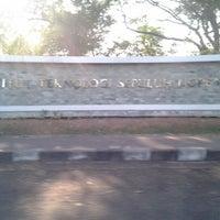 Photo taken at Institut Teknologi Sepuluh Nopember (ITS) by mochammad a. on 7/17/2012