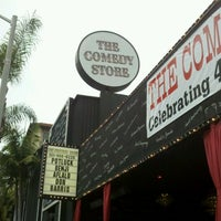 Photo taken at The Comedy Store by Erick B. on 4/23/2012