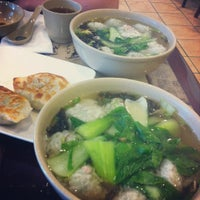Photo taken at Shanghai Noodle House by Allison on 6/24/2012