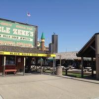 Photo taken at Zeke's Trading Post by Zach K. on 7/6/2012