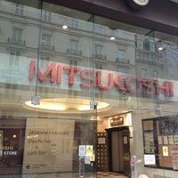 Foto scattata a Mitsukoshi Restaurant da Anyam .. il 5/18/2012