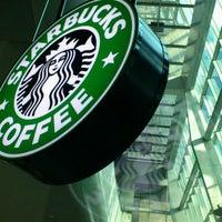 Photo taken at Starbucks by Takaya O. on 2/5/2012