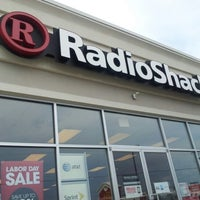 Photo taken at RadioShack by Michael P. on 9/6/2012