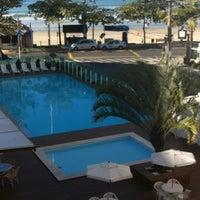 Foto tirada no(a) Hotel Marambaia por Rodrigo O. em 6/7/2012