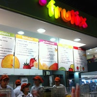 Photo taken at Frutix by Wilfredo A. on 7/15/2012