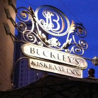 Photo taken at Buckley's Restaurant & Bar by Brad S. on 7/8/2012