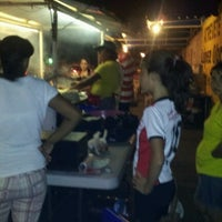 Photo taken at Tacos Yeyo's by Sergio V. on 6/30/2012