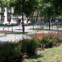 6/28/2012 tarihinde Marcus S.ziyaretçi tarafından Szent István park'de çekilen fotoğraf