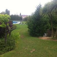 Photo taken at Hotel Villa de Laguardia by Alberto M. on 6/19/2012