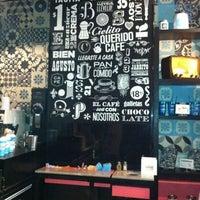 Photo taken at Cielito Querido Café by Christian G. on 7/26/2012
