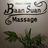 Photo taken at Baan Suan Massage by สิบเอก บรรเจิด พิทยาประทีป on 5/2/2012