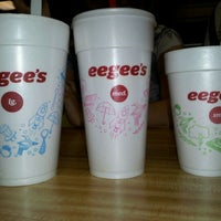 Photo taken at Eegee's by Miguel R. on 5/18/2012