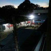 Photo taken at Universidade de Cuiabá (UNIC) by Douglas B. on 5/17/2012