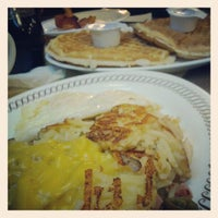 Photo taken at Waffle House by Vincent Greg W. on 4/14/2012