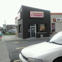 Photo taken at Dunkin Donuts by David C. on 5/26/2012