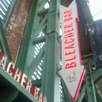 Photo taken at The Bleacher Bar by Chuck P. on 4/19/2012