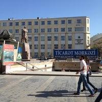 "Photo taken at ""Keçid"" Ticarət Mərkəzi by Farid Z. on 9/5/2012"